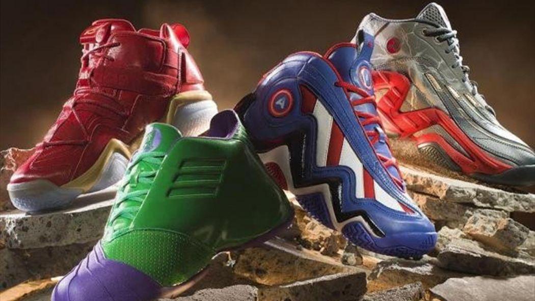 Así es la colección que Adidas lanzó inspirada en Avengers